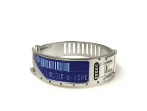 The Island ID Bracelet Replica Prop in Frosted Ultra Detail