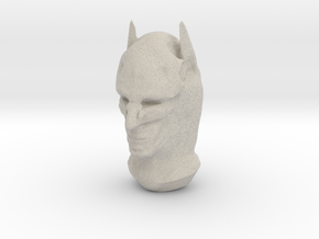 Epic I Drew Bruce Wayne And Added The Mask in Natural Sandstone