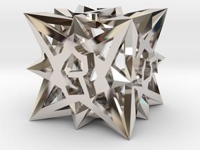 Arcane D6 in Platinum