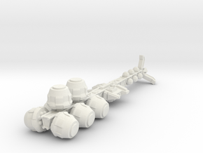 Rift Mk.2 Bulk Transport - 1:20000 in White Strong & Flexible