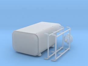 1/87 Z/U/Tankanlage in Smooth Fine Detail Plastic