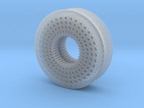 VORTEX7-34mm in Smooth Fine Detail Plastic