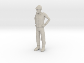 Foreman 1/29 scale in Natural Sandstone