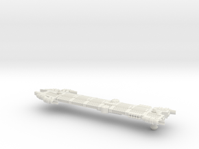 Antares Class Transport - 1:7000 WIP in White Strong & Flexible