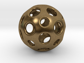 Little Dome in Natural Bronze