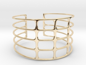 Bracciale07 in 14K Yellow Gold