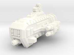 Jovian Garon Escort V2 in White Processed Versatile Plastic