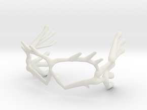 EyeCreacher in White Natural Versatile Plastic