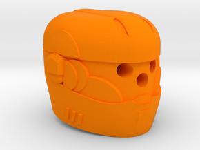 Sentinel Helmet in Orange Processed Versatile Plastic