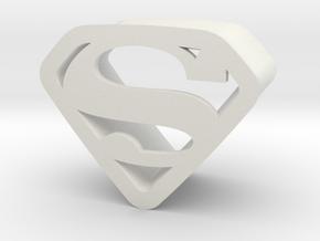 Super 18 Holow By Jielt Gregoire in White Natural Versatile Plastic
