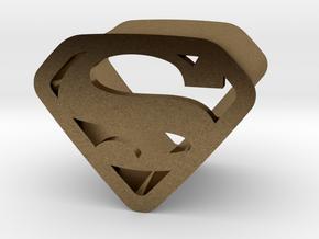 Super 12 By Jielt Gregoire in Natural Bronze