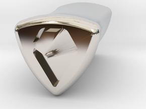 Stretch Logo 4 By Jielt Gregoire in Platinum