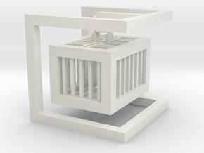 cube_04 in White Natural Versatile Plastic