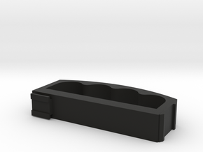 """""""My Handle"""" for GH4 Cage in Black Natural Versatile Plastic"""