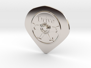 Hard pick(drive) in Platinum