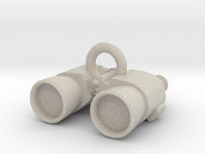 Binoculars in Natural Sandstone
