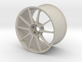 Scaled Performance Wheel 3 in Natural Sandstone