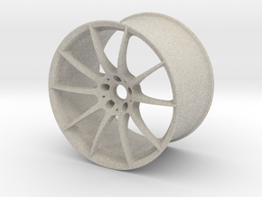 Scaled Performance Wheel 2 in Natural Sandstone