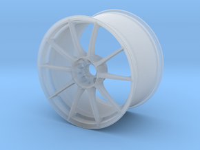 Scaled Performance Wheel 3 in Smooth Fine Detail Plastic