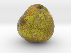 The Pear-2 in Full Color Sandstone