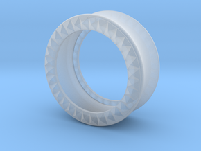 VORTEX9-24mm in Smooth Fine Detail Plastic