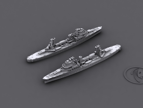 1/1800 IJN CL Kashima[1942] in White Strong & Flexible