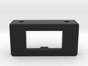 Jeep CJ Marchal Fog Light Switch Mount in Black Natural Versatile Plastic