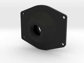 Spitfire Control Column Bottom Bearing Housing in Black Natural Versatile Plastic