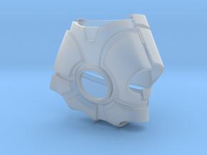 Metal Iron Man Left Palm Armor (Size Medium) in Smooth Fine Detail Plastic