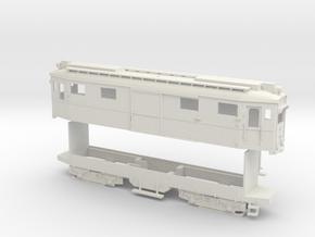 Triebgüterwagen OEG 18 in White Natural Versatile Plastic