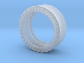 VORTEX10-25mm in Smooth Fine Detail Plastic