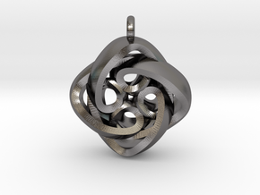 athina in Polished Nickel Steel