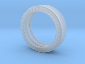 VORTEX10-36mm in Smooth Fine Detail Plastic
