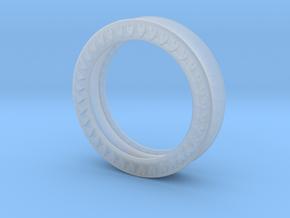VORTEX10-46mm in Smooth Fine Detail Plastic