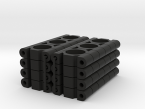 TKSH-1400-SET in Black Natural Versatile Plastic