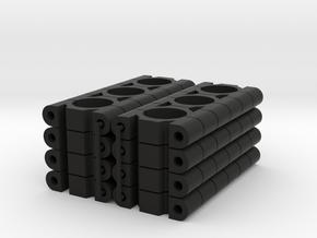 TKSH-1400-SET in Black Natural Versatile Plastic