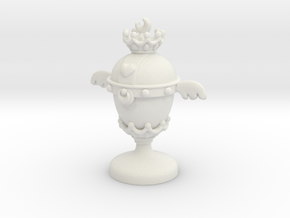 SM Chalice: 1/6 miniature in White Natural Versatile Plastic