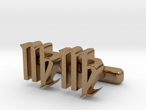 Virgo Z in Natural Brass