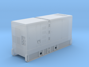 Generator QAS200 in Smooth Fine Detail Plastic: 1:87 - HO