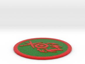 Gruul Coaster in Full Color Sandstone