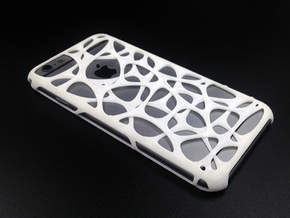 iPhone 6 case - Cell 2 in White Processed Versatile Plastic