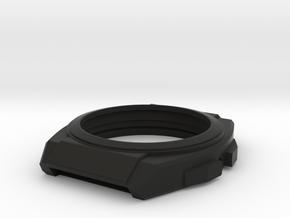 Fortis Colors (tactical) in Black Natural Versatile Plastic