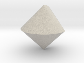 Sphericon in Natural Sandstone