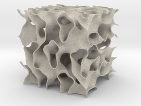 Math Construct #1 in Natural Sandstone