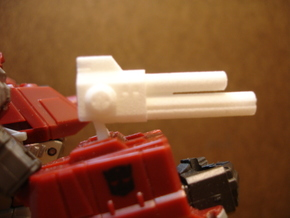 Sunlink - 3mm: AutoC Gun in White Strong & Flexible