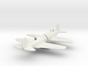 1/200 Polikarpov I-16 x2 in White Natural Versatile Plastic