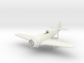 1/144 Lavochkin La-5FN in White Natural Versatile Plastic: 1:144