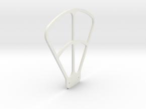 Propeller Protection For Tarot 16 mm Mount in White Natural Versatile Plastic