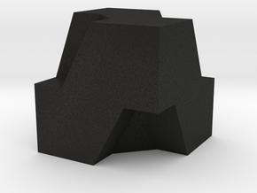 Tidal module in Black Acrylic