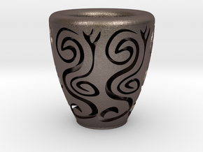 Orient coffee cup in Stainless Steel